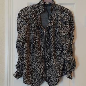 Zebra Jacket LRG